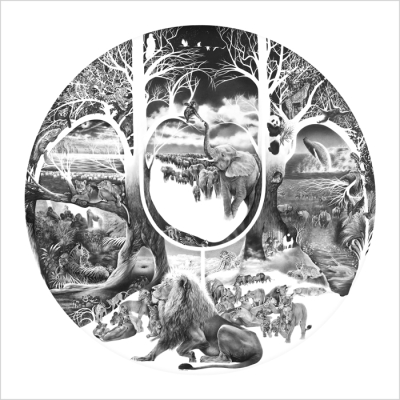 TEARTH'SPRIDEprint70x70